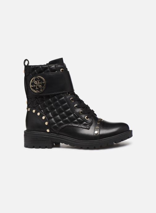 Boots en enkellaarsjes Guess FL7HEALEA10 Zwart achterkant