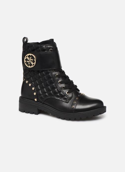 Bottines et boots Guess FL7HEALEA10 Noir vue détail/paire