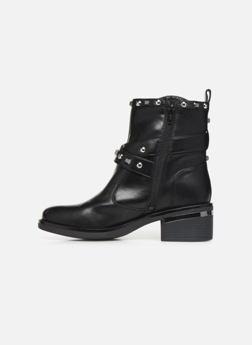 Bottines et boots Guess FL7FENELE10 Noir vue face