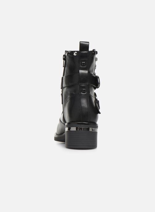 Bottines et boots Guess FL7FENELE10 Noir vue droite