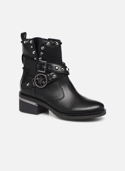 Bottines et boots Guess FL7FENELE10 Noir vue détail/paire
