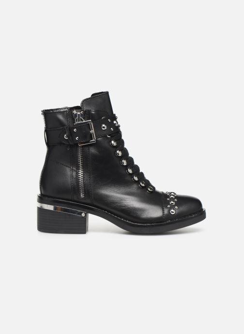 Boots en enkellaarsjes Guess FL7FIALEA10 Zwart achterkant