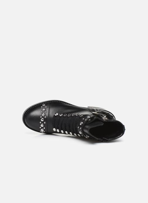 Boots en enkellaarsjes Guess FL7FIALEA10 Zwart links