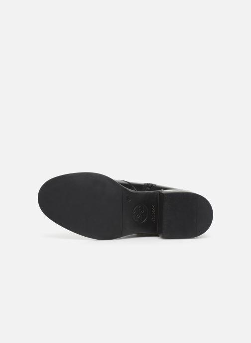 Boots en enkellaarsjes Guess FL7FIALEA10 Zwart boven