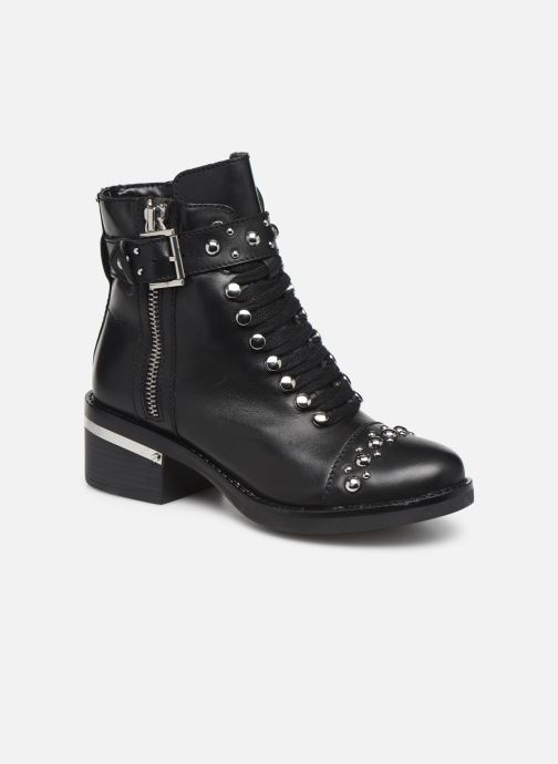 Boots en enkellaarsjes Guess FL7FIALEA10 Zwart detail