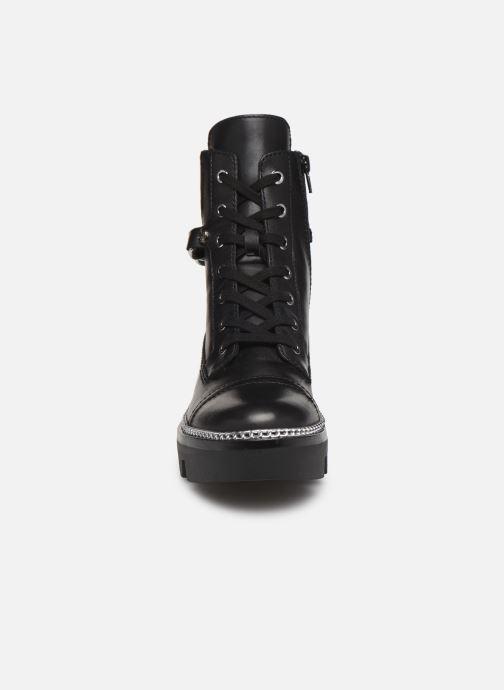 Bottines et boots Guess FL7DOMLEA10 Noir vue portées chaussures