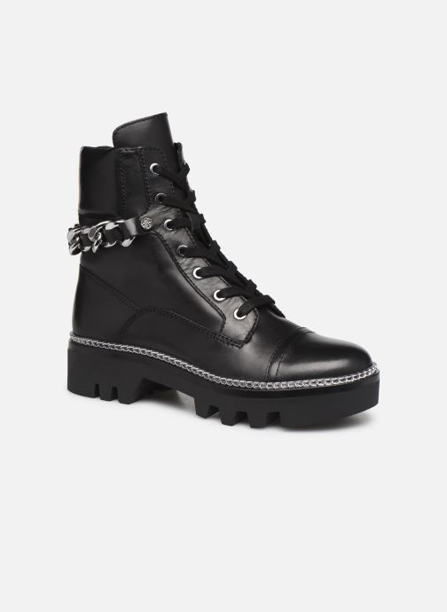 Bottines et boots Guess FL7DOMLEA10 Noir vue détail/paire