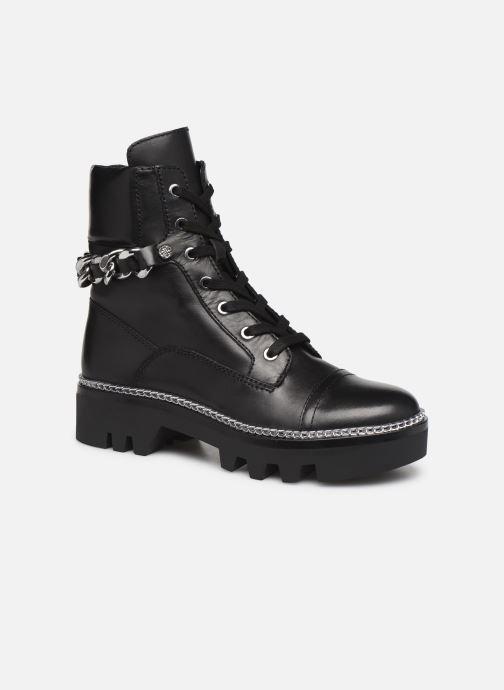 Boots en enkellaarsjes Guess FL7DOMLEA10 Zwart detail