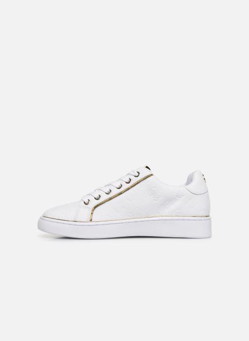 Sneakers Guess FL7BANELE12 Bianco immagine frontale