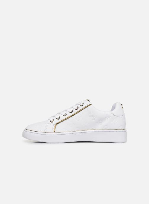Sneakers Guess FL7BANELE12 Wit voorkant