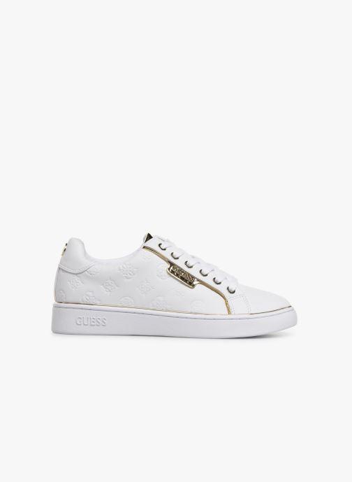 Sneakers Guess FL7BANELE12 Wit achterkant