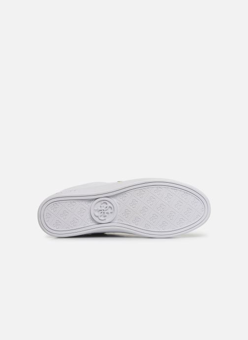 Sneakers Guess FL7BANELE12 Wit boven