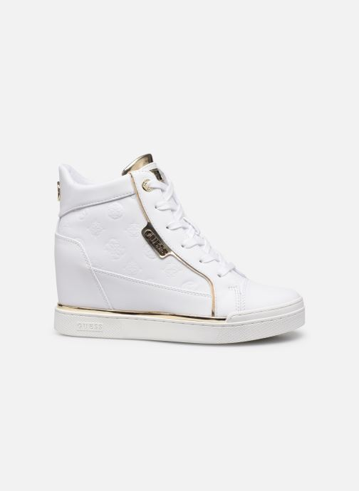 Trainers Guess FL7FABELE12 White back view