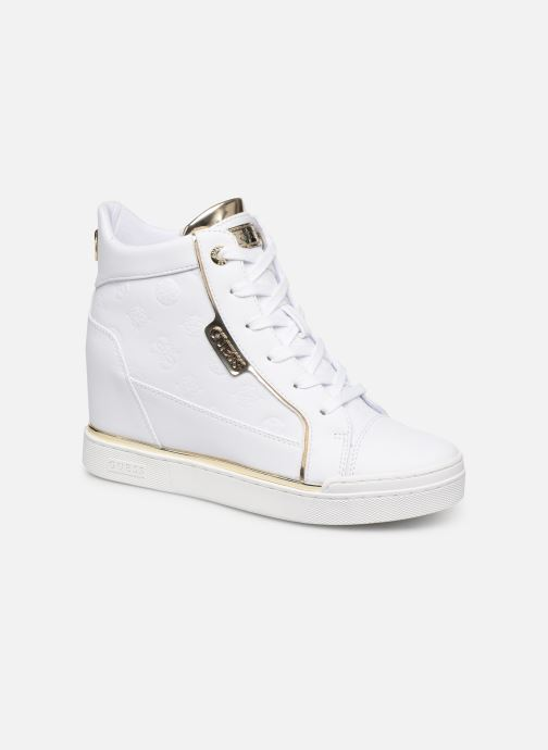Trainers Guess FL7FABELE12 White detailed view/ Pair view