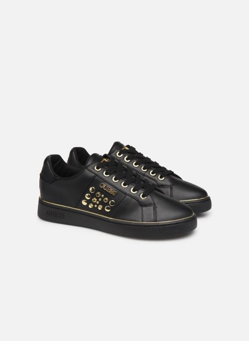 Trainers Guess FL7BRAELE12 Black 3/4 view