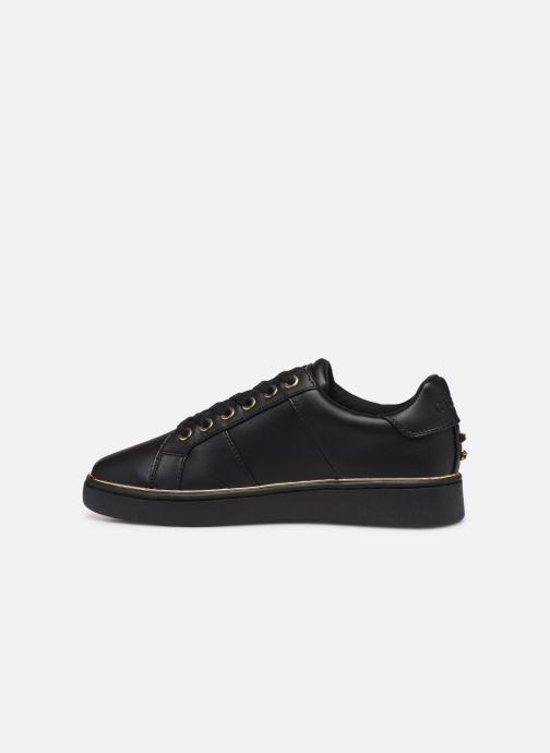 Sneakers Guess FL7BRAELE12 Zwart voorkant