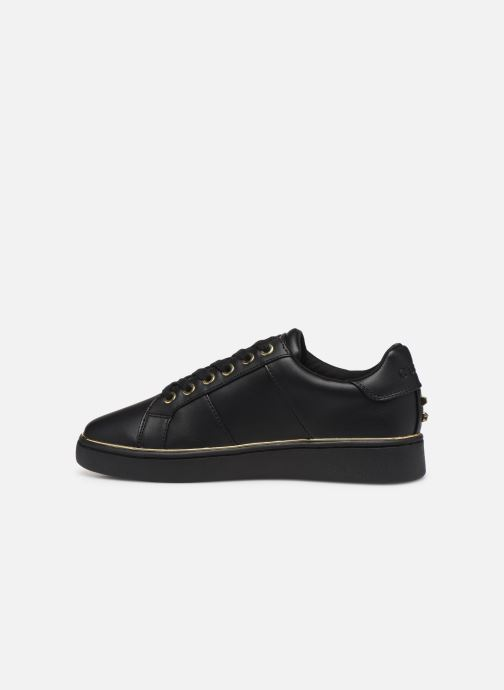 Trainers Guess FL7BRAELE12 Black front view