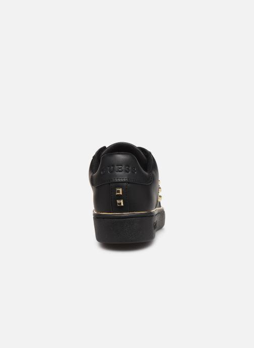 Sneakers Guess FL7BRAELE12 Zwart rechts
