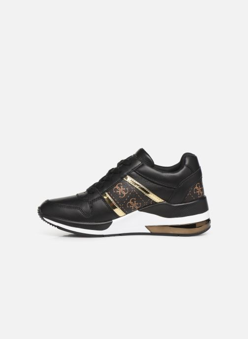 Sneakers Guess FL7JO2FAL12 Zwart voorkant