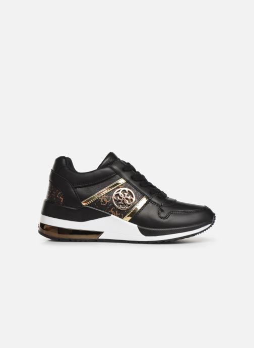 Sneakers Guess FL7JO2FAL12 Zwart achterkant