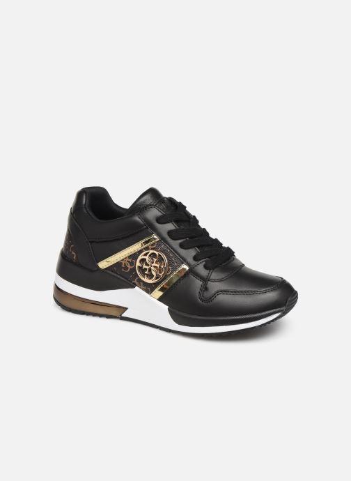 Sneakers Guess FL7JO2FAL12 Zwart detail