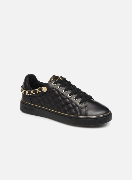 Sneakers Guess FL7BRSELE12 Zwart detail