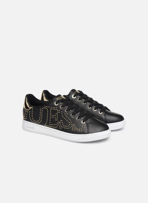 Sneakers Guess FL7CATELE12 Zwart 3/4'