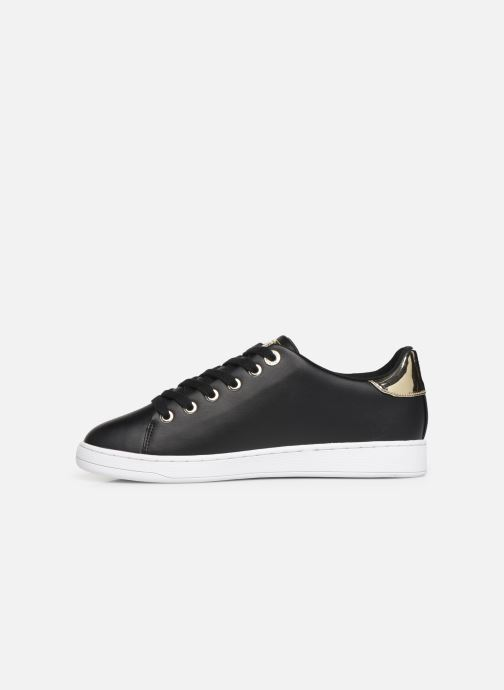 Sneakers Guess FL7CATELE12 Zwart voorkant