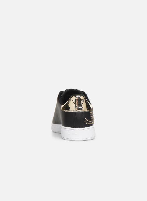 Sneakers Guess FL7CATELE12 Zwart rechts