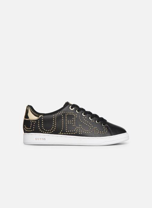 Sneakers Guess FL7CATELE12 Zwart achterkant