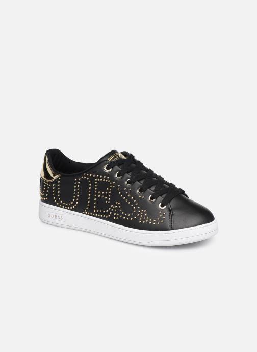 Sneakers Guess FL7CATELE12 Zwart detail