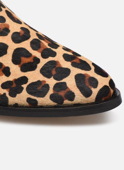 Ankelstøvler Made by SARENZA Night Rock Boots #4 Beige se fra venstre