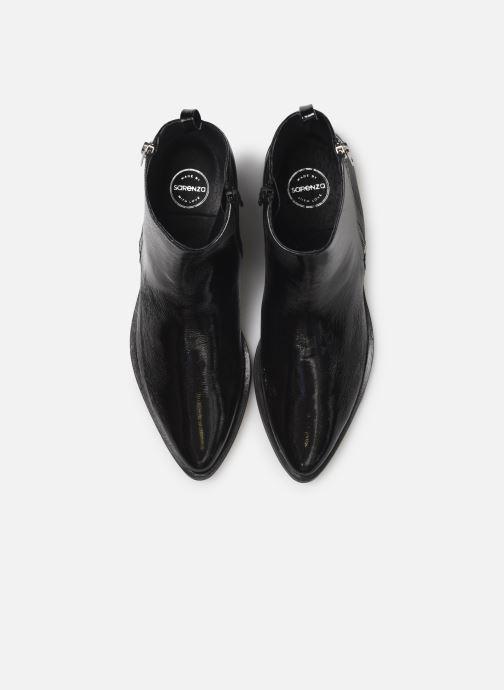 Stiefeletten & Boots Made by SARENZA Night Rock Boots #4 schwarz schuhe getragen