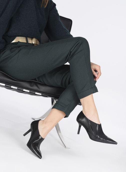 Stivaletti e tronchetti Made by SARENZA Night Rock boots #5 Nero immagine dal basso