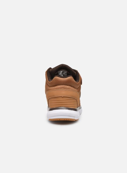 Sneakers Kangaroos Caspo JR Bruin rechts