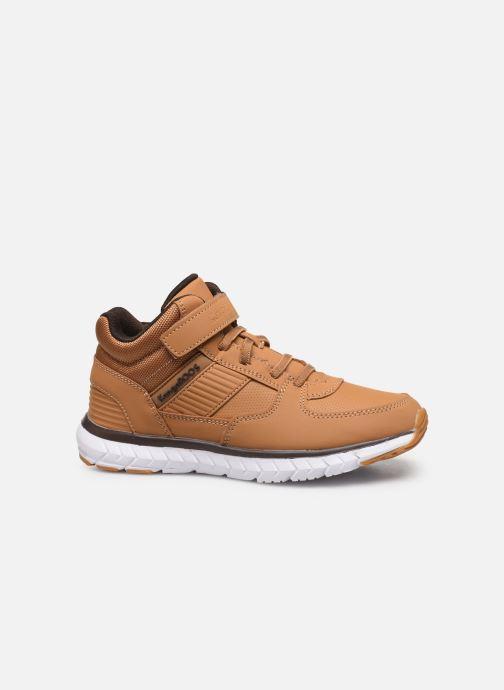 Sneakers Kangaroos Caspo JR Bruin achterkant