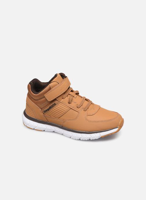 Sneaker Kangaroos Caspo JR braun detaillierte ansicht/modell