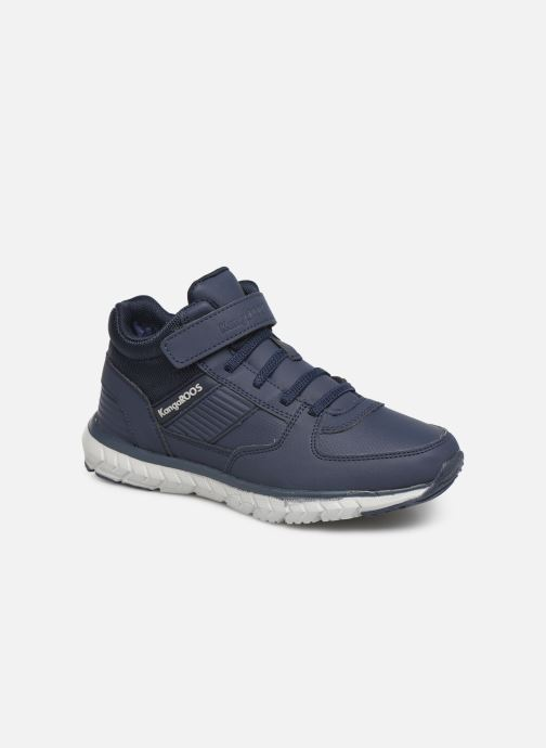 Sneaker Kangaroos Caspo JR blau detaillierte ansicht/modell