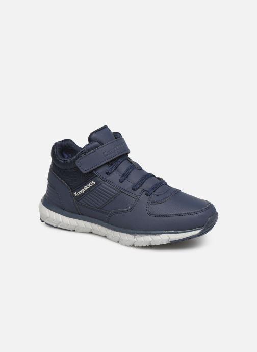 Sneakers Kangaroos Caspo JR Blå detaljeret billede af skoene
