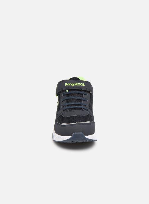 Baskets Kangaroos Kadee Taro RTX Noir vue portées chaussures