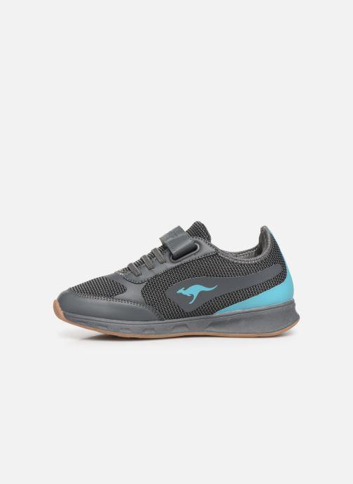 Sneaker Kangaroos Sprint EV grau ansicht von vorne