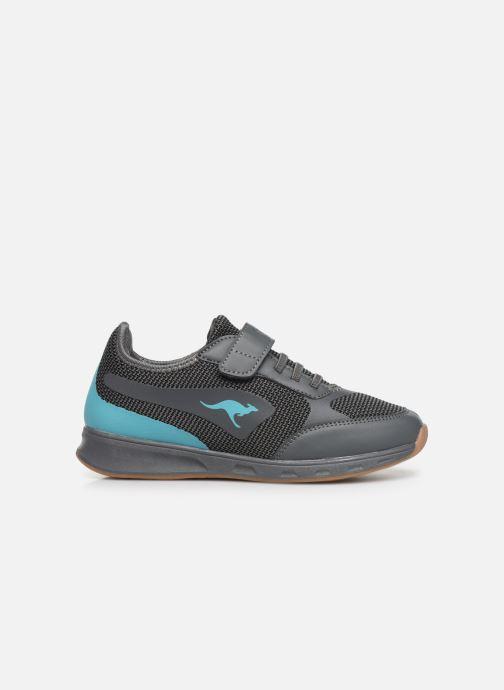Sneaker Kangaroos Sprint EV grau ansicht von hinten