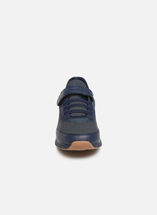 Sneaker Kangaroos Sprint EV blau schuhe getragen