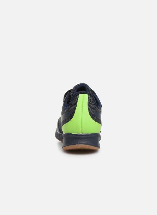 Baskets Kangaroos Sprint EV Bleu vue droite