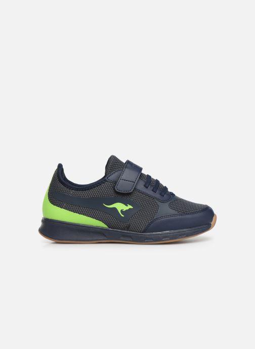 Sneaker Kangaroos Sprint EV blau ansicht von hinten