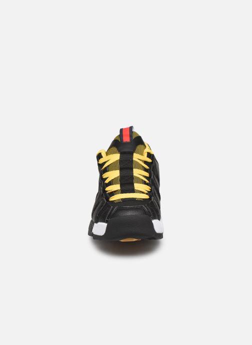 Sneakers Tommy Hilfiger HERITAGE CHUNKY SNEAKER Zwart model