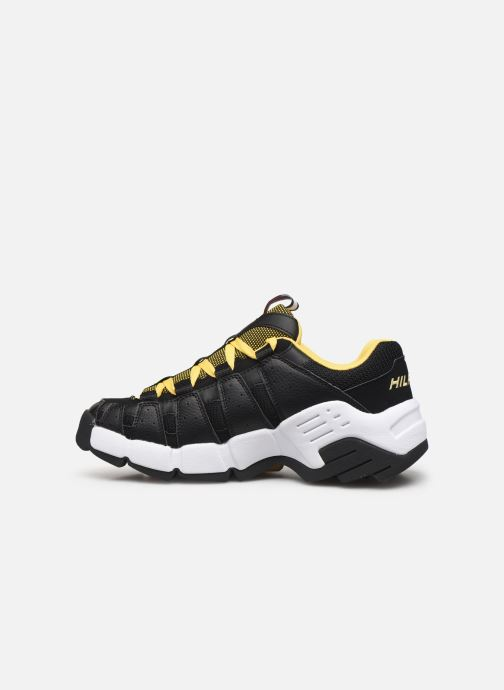Sneakers Tommy Hilfiger HERITAGE CHUNKY SNEAKER Sort se forfra