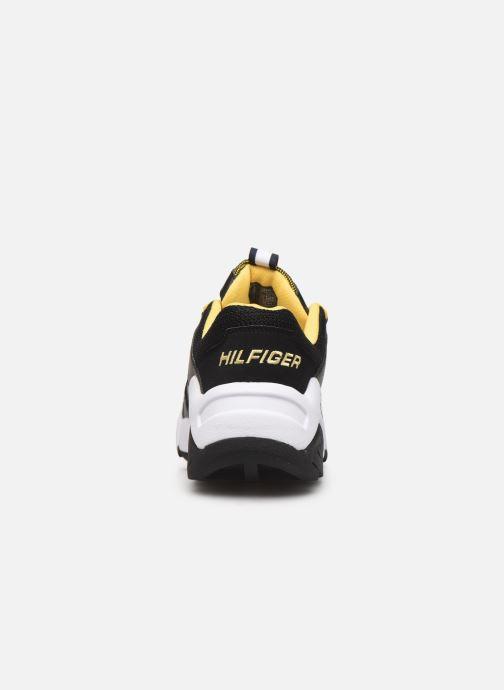 Sneakers Tommy Hilfiger HERITAGE CHUNKY SNEAKER Sort Se fra højre
