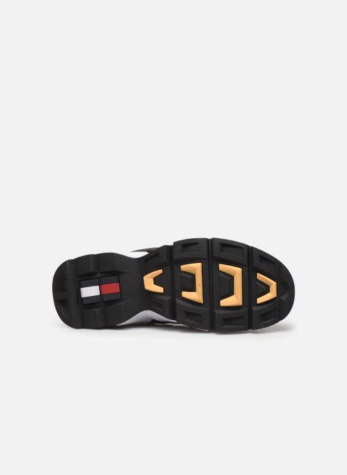 Sneakers Tommy Hilfiger HERITAGE CHUNKY SNEAKER Zwart boven