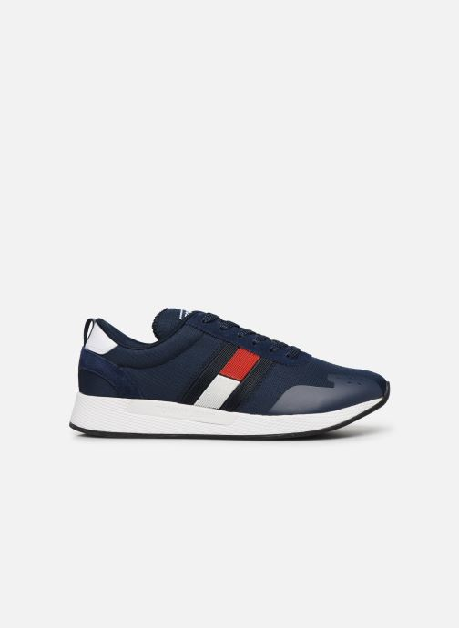 Sneakers Tommy Hilfiger FLAG FLEXI TOMMY JEANS SNEAKER Blauw achterkant
